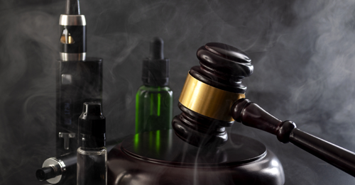 Litigation Update: Vaping and Flavored Tobacco Products Lawsuits