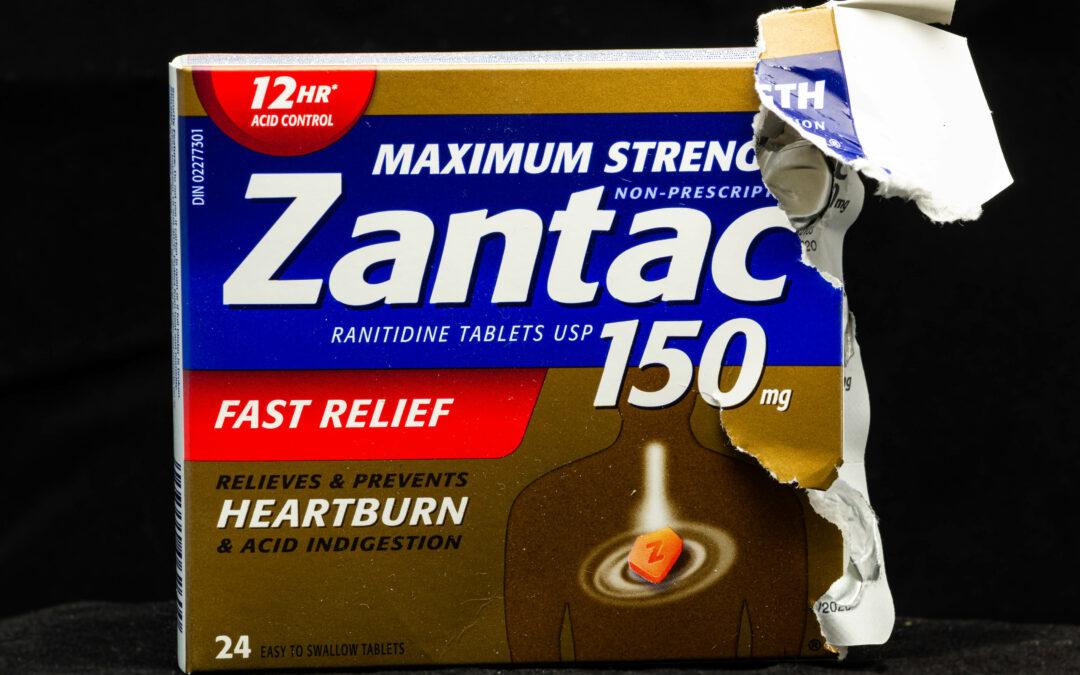 Litigation Update: Claims Dismissed Against Manufacturers of Generic Zantac