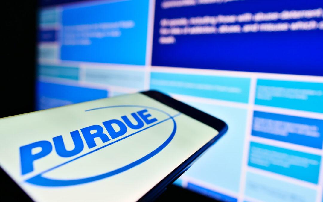 Litigation Update: Multiple Appeals Filed of Purdue Bankruptcy Plan